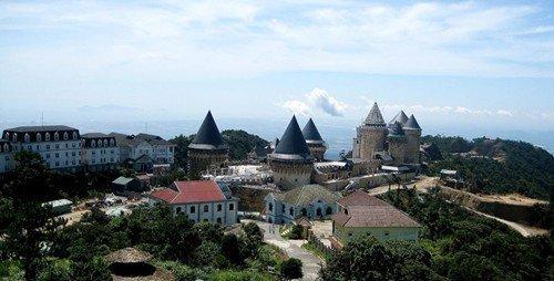 Bất động sản - Những đại gia Việt bỏ triệu đô xây lâu đài châu Âu (Hình 4).