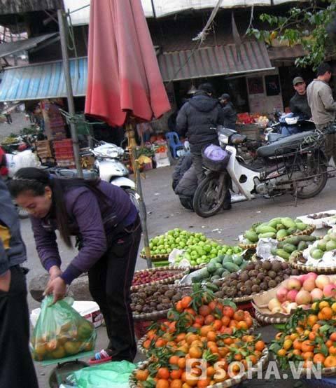 Thực hư tin đồn hoa quả Trung Quốc có hóa chất 'phá hủy nội tạng'