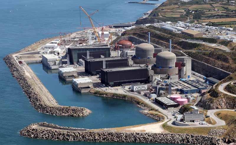 điện hạt nhân, xu hướng mới, nổi trên mặt nước, sự cố, Fukushima