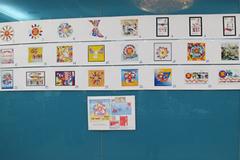 Chọn được 10 mẫu tem lọt vào CK cuộc thi Tem về ASEAN