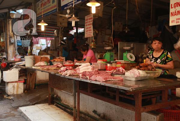 Chợ Hôm - Đức Viên: Nổi tiếng chặt chém, lườm nguýt