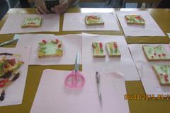 Giáo viên Hàn Quốc dạy Sinh học bằng kẹo dẻo