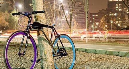 Chiếc xe đạp 'không thể lấy trộm' đầu tiên trên thế giới