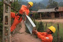 Không thể tính lãi lỗ với điện nông thôn miền núi