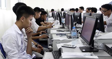 Gần 11.000 thí sinh dự thi đánh giá năng lực đợt 2