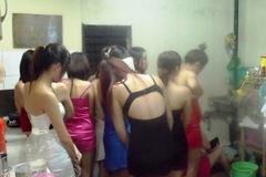 Ổ mại dâm cao cấp núp bóng spa ở Sài Gòn