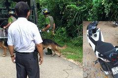 Trăm cảnh sát trắng đêm vây bắt kẻ cướp có vũ khí