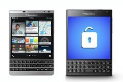 Blackberry Passport phiên bản màu bạc sắp bán tại VN