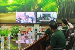 Hội chẩn trực tuyến cứu chiến sĩ hôn mê trên đảo Trường Sa