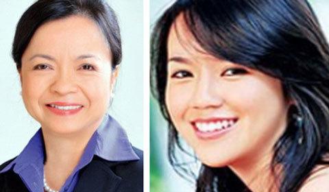 Điểm mặt những ái nữ của đại gia đình đám Việt