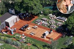 Khách mời bị 'lừa' dự tiệc cưới của vợ cũ Brad Pitt
