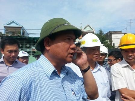Đinh La Thăng; Bộ trưởng