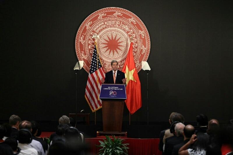 Hoa Kỳ không chấp nhận quân sự hoá Biển Đông