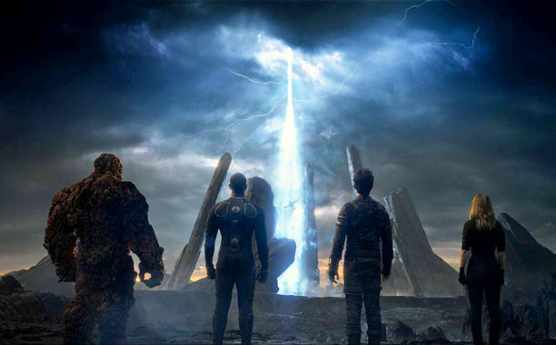 Bộ tứ siêu đẳng, phim, Fantastic Four
