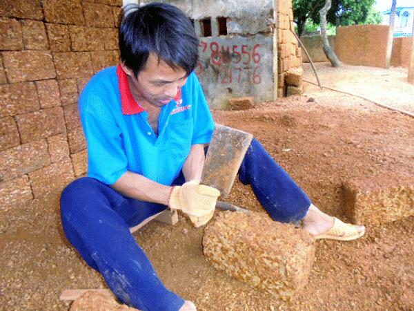 Đại gia Hà Thành hoài cổ: Chơi tượng đá ong trăm tuổi