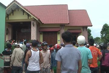 Xông vào biệt thự đâm chết 2 người ở Quảng Trị