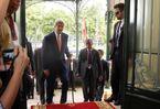 Ngoại trưởng Mỹ trở lại căn phòng kỷ niệm 20 năm trước