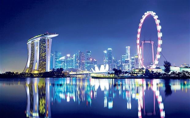 Nửa thế kỷ đảo quốc Singapore, nghĩ về đảo ngọc Phú Quốc
