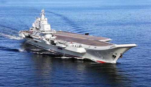 'TQ không thắng nổi Mỹ trong trận chiến tàu sân bay'