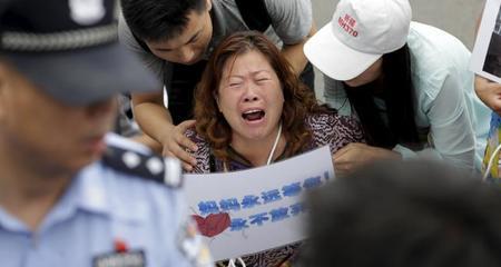 Thế giới 24h: Xô xát vì MH370