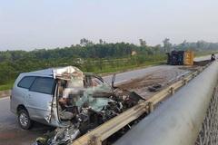 Tai nạn trên cao tốc, 3 người Hàn Quốc tử vong