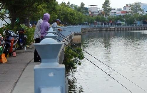 bẫy nguy hiểm, kênh Nhiêu Lộc - Thị Nghè