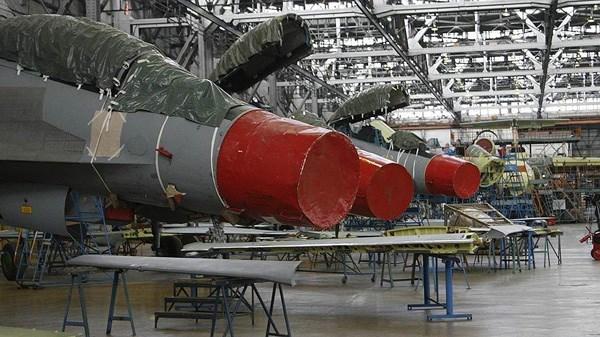 Nga giao VN 2 tiêm kích Su-30MK2 đầu tiên của 2015