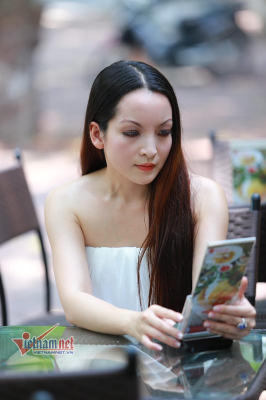 Linh Nga kể về cuộc ly hôn với bố của hai con gái