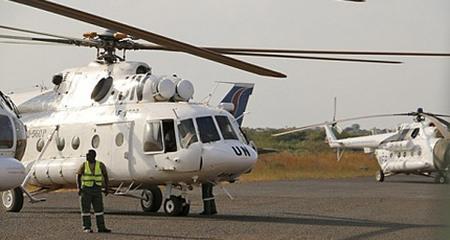 Nga tìm được xác trực thăng rơi 10 tháng trước