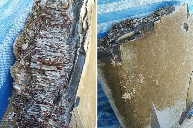 Tìm thấy mảnh vỡ nghi của MH370 ở Maldives