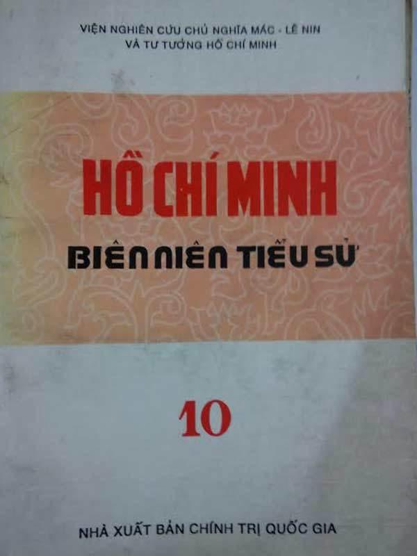 Bác Hồ, Hồ Chí Minh, biên niên tiểu sử, Đại tướng, Võ Nguyên Giáp, Tố Hữu