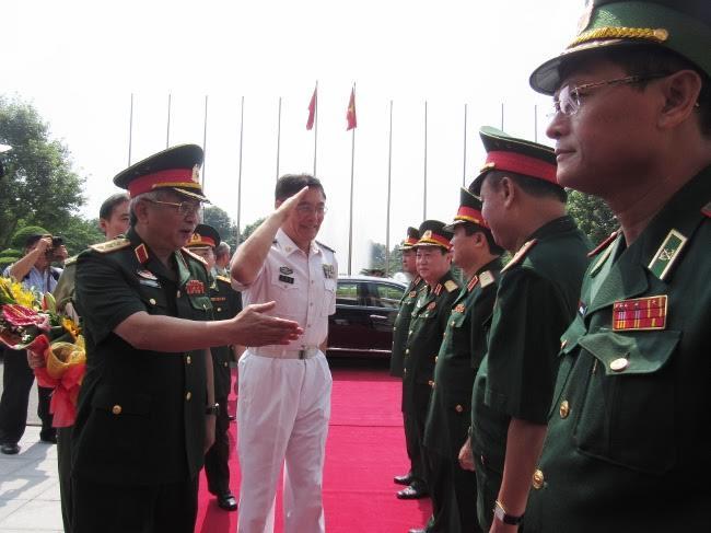 Việt-Trung đối thoại quốc phòng, phản bác luận điệu xuyên tạc