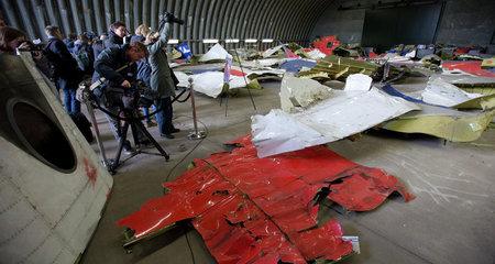 Nga kêu gọi công khai mọi thông tin về MH17