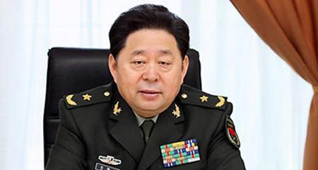 Trung Quốc tuyên án tử hình tướng mê vàng