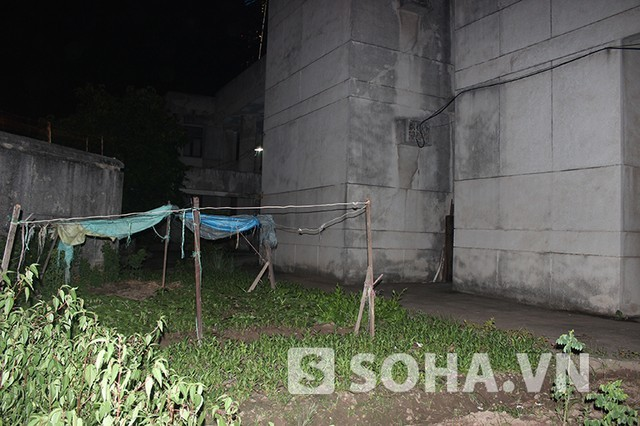 Bí mật người bóng đêm trong 'nhà ma' 300 Kim Mã