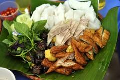 5 quán bún đậu mắm tôm ngon có tiếng ở Hà Nội