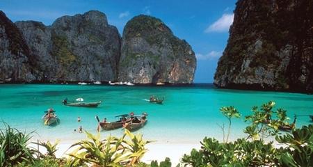 10 bãi biển khiến du khách 'thèm muốn' nhất