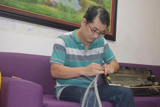 Tài năng vỹ cầm Việt và những năm tháng dạy võ xứ người