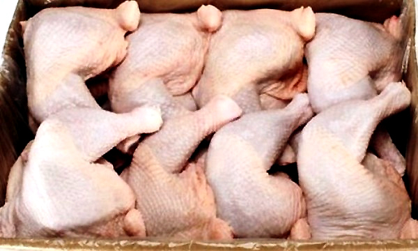 Đùi gà Mỹ 17.000 đồng/kg: Sài Gòn mua đâu cũng có