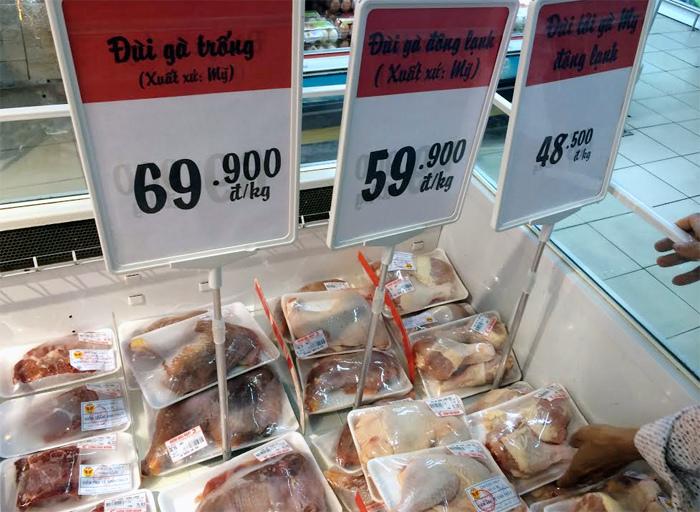 Đùi gà Mỹ, giá rẻ, bán phá giá, nhập khẩu, Việt Nam, hải quan, thủ tục, gian lận thương mại, đùi-gà-mỹ, giá-rẻ, bán-phá-giá, nhập-khẩu, Việt-Nam, gian-lận-thương-mại, hải-quan, thủ-tục