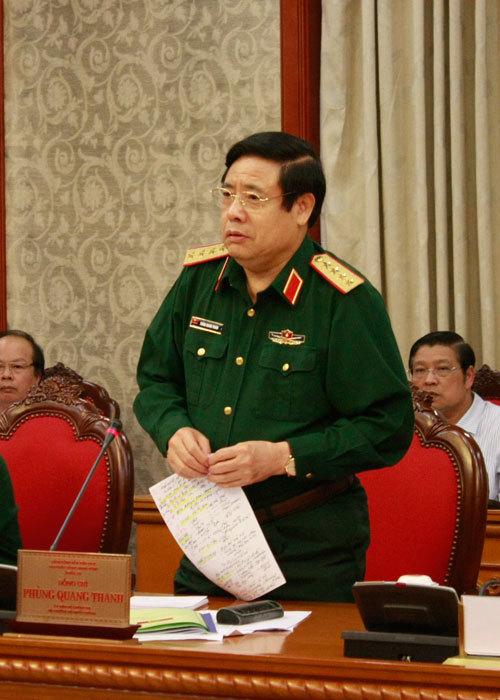 Bộ Chính trị cho ý kiến công tác nhân sự Quân ủy TƯ