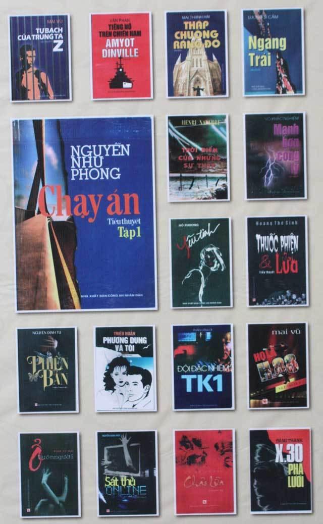 70 cuốn sách tiêu biểu vì an ninh tổ quốc