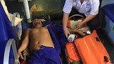 Cứu sống 1 thuyền viên nguy kịch ngoài biển Hoàng Sa