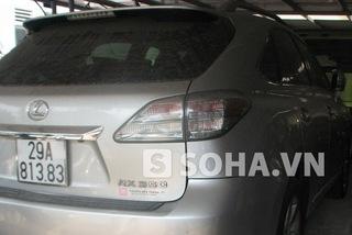 5 xe Lexus 'phơi sương' gần ba năm ở cảng Tiên Sa