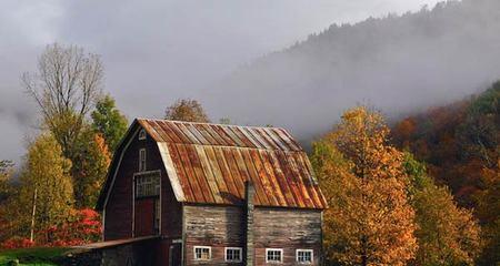 Chiêm ngưỡng những trang trại đẹp mê hoặc lòng người