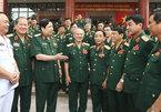 BT Phùng Quang Thanh: Xây dựng khu vực phòng thủ vững mạnh
