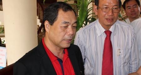 Ông Trầm Bê không tham gia lãnh đạo Sacombank sau sáp nhập
