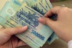 Đề xuất tăng lương 350.000-550.000 đồng