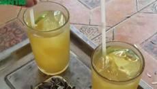 """Công nghệ pha trà chanh bằng hóa chất """"siêu trà"""""""
