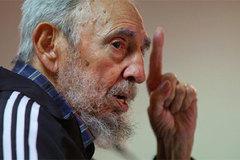 Ông Fidel Castro đòi Mỹ trả nợ Cuba hàng triệu đô